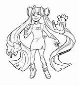 Waffles Wiff Drawing Coloring Drawingwiffwaffles Lineart Drawings Sketches Pencil Sketchbook Draw Mermaid Anime Mentioned Together sketch template