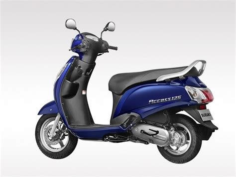 Suzuki Motorcycle Recall by Suzuki Motorcycle Recalls New Access 125 Faulty Rear