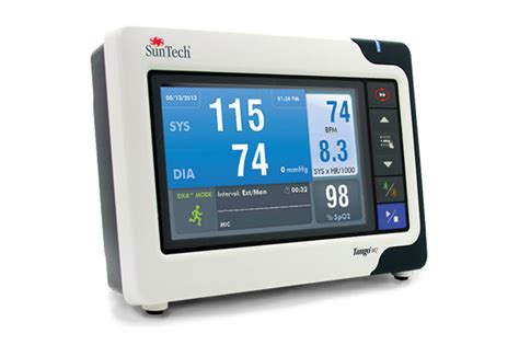 Tango M2 Stress Test Monitor - SunTech Medical