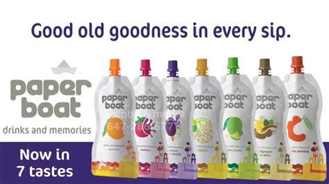 Paper Boat Drinks by Paper Boat Drinks Promo Digital Signage