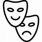 Drama Icon Icons Flaticon