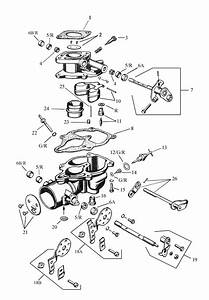 Parts For Aluminum Zenith Carburetors