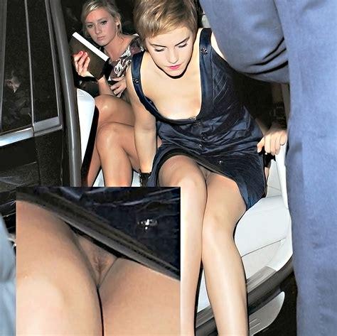 Emma Watson Pussy And Nipple Slips — Flashing Vagina Is