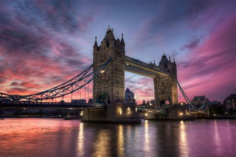 tower bridge sunset thefella photography twitter