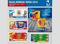 sublimation templates World Cup Fifa Russia 2018 Copa