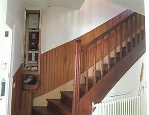 couleur pour escalier en bois meilleures images d With quelle couleur de peinture pour un couloir 5 cage escalier et hall dentree