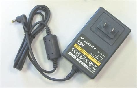 slim ps playstation  psone ac adapter power cord