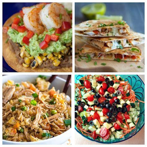 simple meal ideas simple summer meal ideas