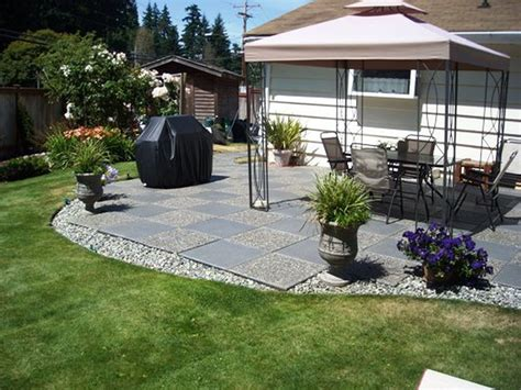 Frugal Diy Backyard Landscaping Ideas On A Budget For And