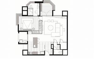 Interior, Layout, Plan