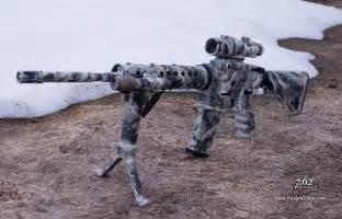 Custom AR Paint Jobs Pistols
