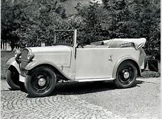 BMW 320 PS specs 1932, 1933, 1934 autoevolution