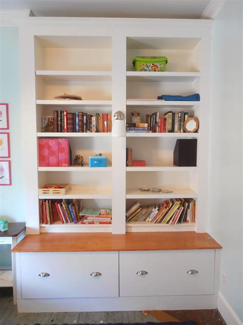 Ikea Bookcase by Den Project Built In Billy Bookcase Ideas Southern