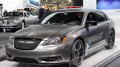 2011 Chrysler 200 Super S (2011 Detroit Auto Show)