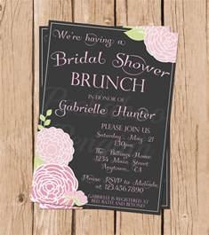 wedding brunch invitation wording bridal shower invitations bridal brunch shower