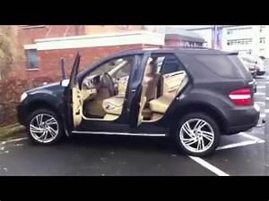 Laderaumabdeckung Mercedes Ml W164 : mercedes ml 420 cdi benz w164 youtube ~ Jslefanu.com Haus und Dekorationen