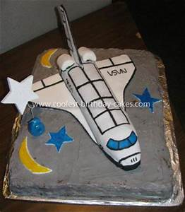 Coolest Space Shuttle Cake 20