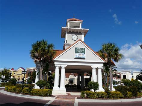 Shoppings E Outlets-viajando Para Orlando