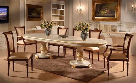 italian dining table sets italian lacquered dining set traditional dining room