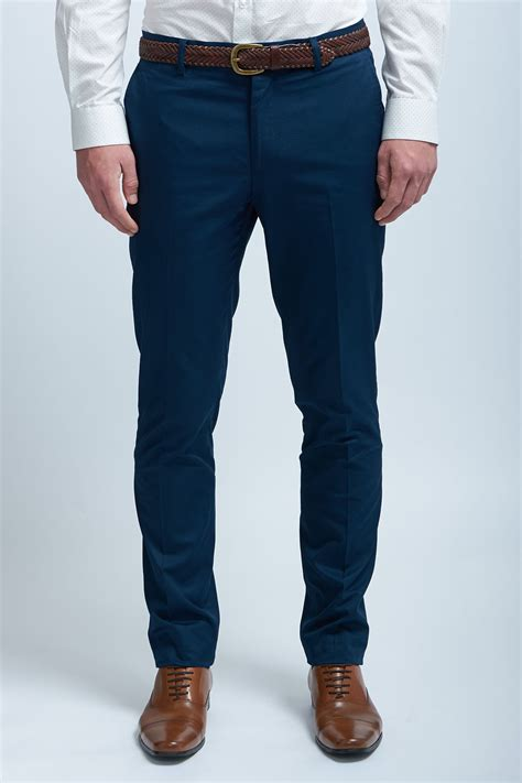 pins for sale dress chino trouser navy trousers