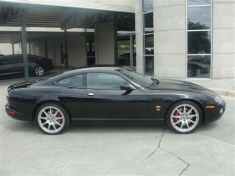 Coupes 15k by Purchase Used 2005 Jaguar Xkr Coupe 15k Orignal