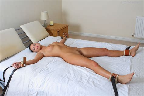 In Gallery Lovely Slaves Tied Spread Eagle Picture Uploaded By Naughty Robby On