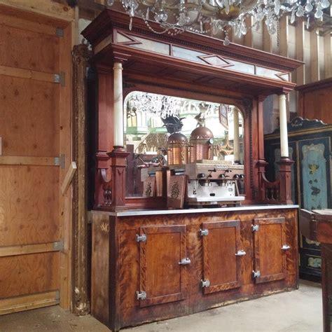 antique back bar for oak and alabaster back bar aardvark antiques page 1 7458