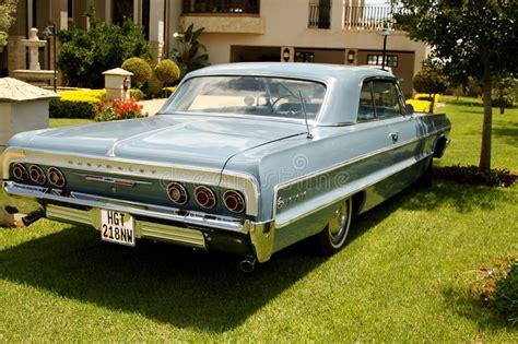 Vintage Car 1964 Chevrolet Impala Coupe Editorial Stock