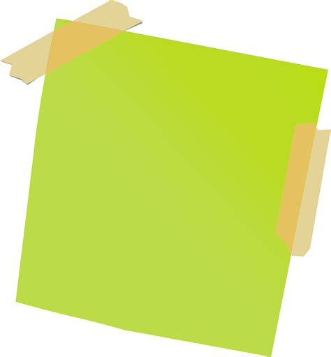 sticy notes png image purepng  transparent cc png