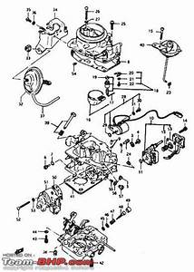 Maruti Carburetor 800 Car Engine Diagram