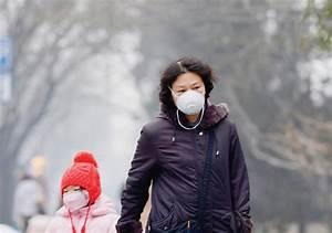 Masque Anti Pollution Particules Fines : p kin touffe sous une pollution record ~ Melissatoandfro.com Idées de Décoration