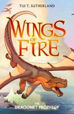 dragonet prophecy wings  fire   tui  sutherland reviews discussion bookclubs