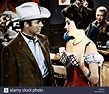 SCENE WITH AUDIE MURPHY BULLET FOR A BADMAN (1964 Stock ...