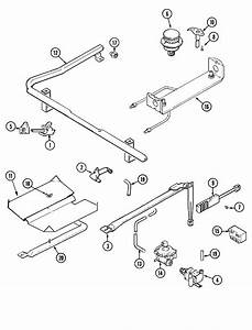 Maytag Pgr5702bdt Gas Range Parts