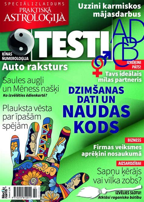 Testi - Veikals - nra.lv