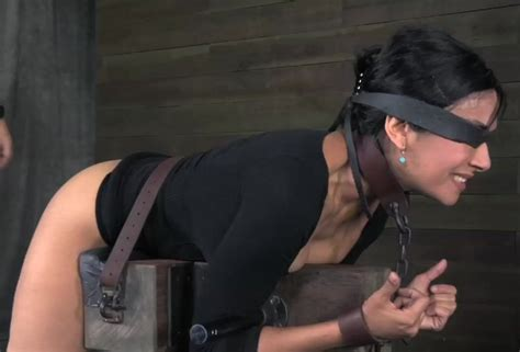 Beretta James Gets 10 Inches Of Bbc And Brutal Bondage