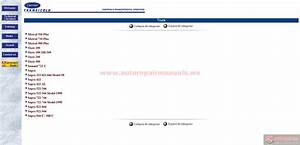 Carrier Transicold Intranet 1999 Cd Training  U0026 Parts
