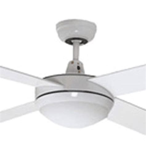 2 ceiling fan with light white 52 quot