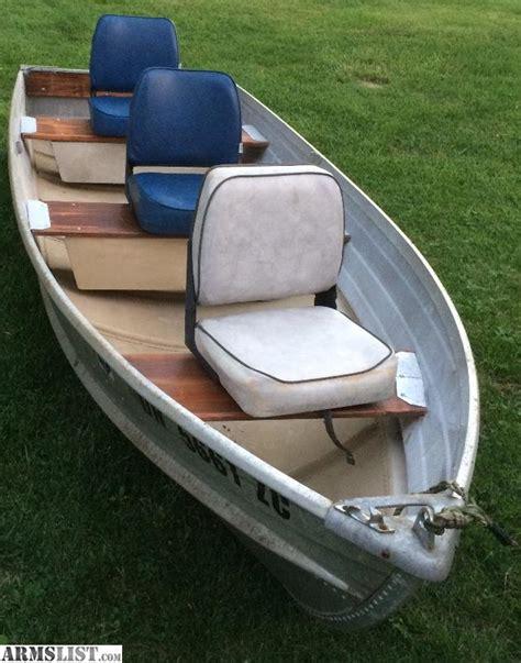 Flat Bottom Jon Boat With Motor by Armslist For Sale 12 Foot Aluminum Flat Bottom Jon Boat