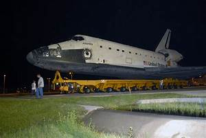 NASA - Space Shuttle Atlantis is Rolled to the Vehicle ...