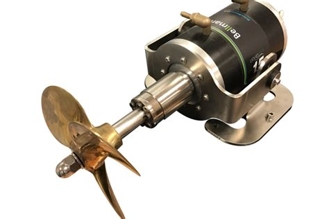 Electric Propulsion Motor by Electric Propulsion