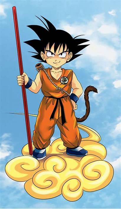 Goku Kid Animation