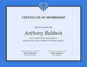 Minutes Templates Customize 54 Membership Certificate Templates Online Canva