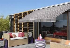 Store Pour Terrasse : stores bannes motoris s pour terrasse sur mesure lyon ~ Premium-room.com Idées de Décoration