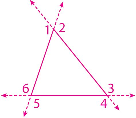 How Many Angles Are On The Interior Of An Octagon by Exterior Angles And Remote Interior Angles