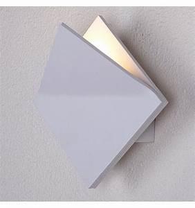 Moderne Wandleuchten Design : moderne wandleuchte led origami ~ Markanthonyermac.com Haus und Dekorationen