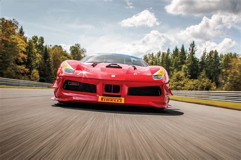 Welcome to ferrari official facebook page! Becoming a Ferrari 488 Challenge Race Driver | Automobile ...