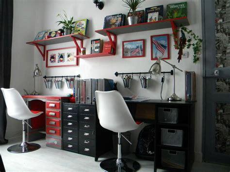 d馗oration de chambre best chambre ado fille gris et photos design