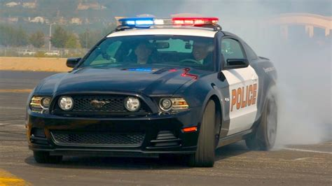 The One With The Ford Mustang 5.0 Police Car!