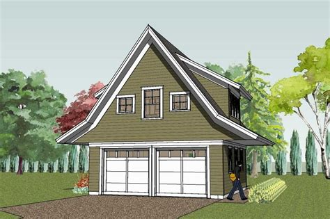 New Garage Plans by Simply Home Designs New Garage Apartment